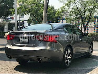 Nissan Maxima 3.5 Exclusive usado (2016) color Gris precio $339,000