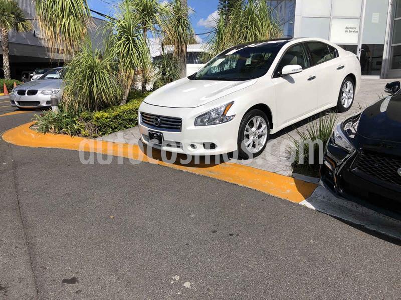 Nissan Maxima 3.5 Exclusive usado (2015) color Blanco precio $248,000
