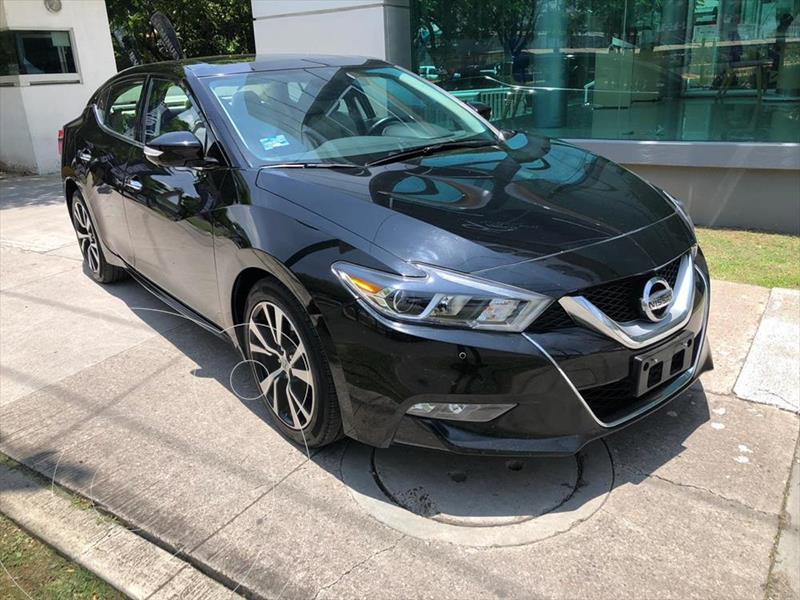 Foto Nissan Maxima 3.5 Exclusive usado (2016) color Negro precio $329,000