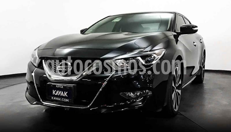 Nissan Maxima 3.5 SR usado (2016) color Negro precio $357,999
