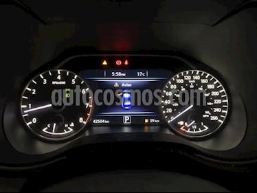 Nissan Maxima 4P ADVANCE CVT PIEL GPS RA-18 usado (2017) color Azul precio $339,000