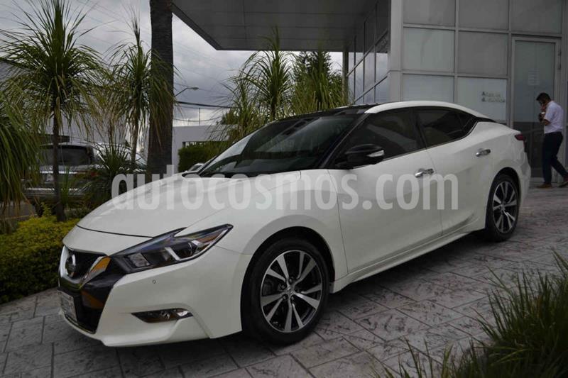 Nissan Maxima 3.5 Exclusive usado (2017) color Blanco precio $448,000