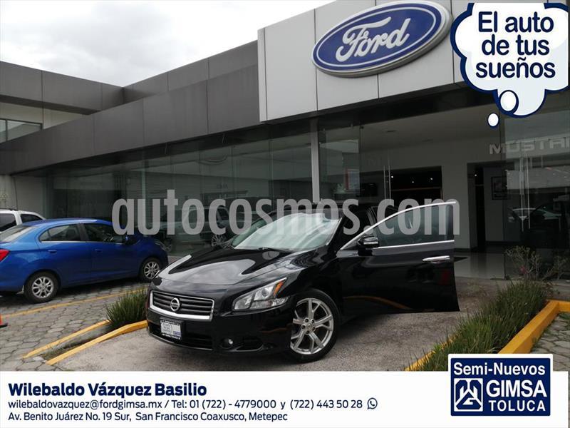 Nissan Maxima 3.5 SR usado (2013) color Negro precio $165,000