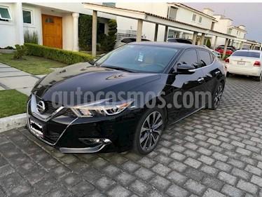 Nissan Maxima 3.5 SR  usado (2016) color Negro precio $300,000