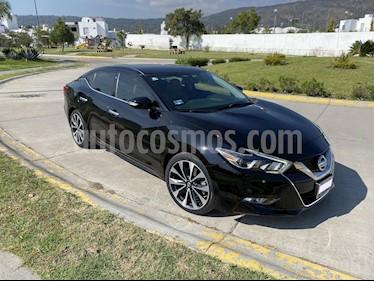 Nissan Maxima 3.5 SR  usado (2017) color Negro precio $365,000