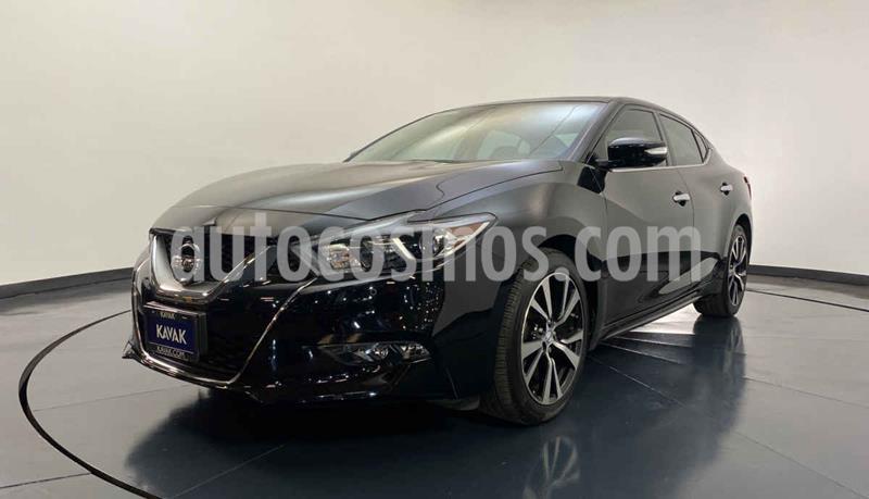 Nissan Maxima 3.5 Exclusive usado (2017) color Negro precio $412,999