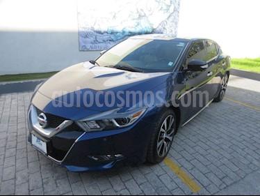 Nissan Maxima 3.5 Exclusive usado (2016) color Azul precio $335,000