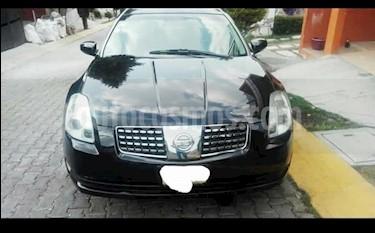Foto venta Auto usado Nissan Maxima SE Touring (2006) color Negro precio $70,000
