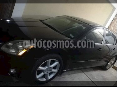 Foto venta Auto usado Nissan Maxima SL Premium (2004) color Negro precio $70,000