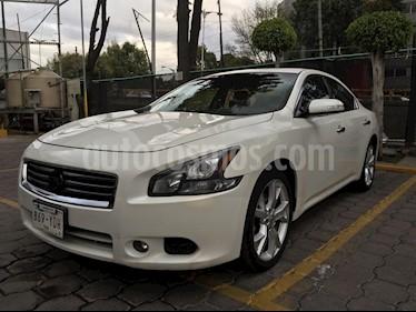Foto Nissan Maxima Sport usado (2012) color Blanco precio $195,000