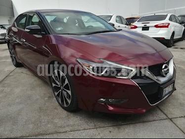Foto venta Auto Seminuevo Nissan Maxima SR (2016) color Rojo precio $354,000