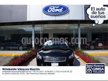 Foto venta Auto usado Nissan Maxima SR (2015) color Negro precio $275,000