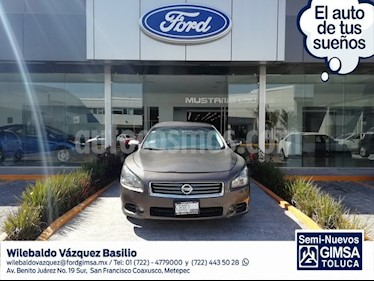 Foto venta Auto usado Nissan Maxima SR (2013) precio $179,000