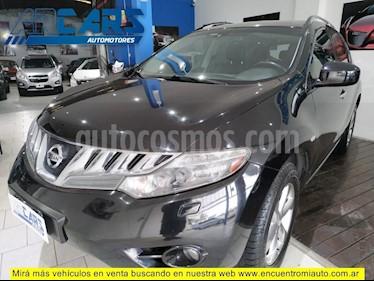 Foto Nissan Murano 3.5 4x4 Aut usado (2011) color Negro precio $885.000