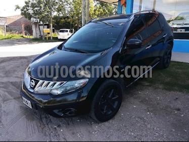 Foto venta Auto usado Nissan Murano 3.5 CVT AWD (2010) color Negro precio $545.000