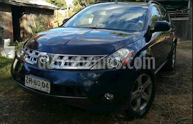 Foto venta Auto usado Nissan Murano 3.5 LE Aut (2006) color Azul precio $4.300.000