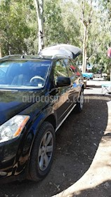 Foto Nissan Murano 3.5 SL Aut usado (2007) color Negro precio $5.500.000