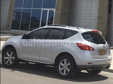Foto venta Carro usado Nissan Murano 3.5L CVT (2012) color Plata precio $59.500.000