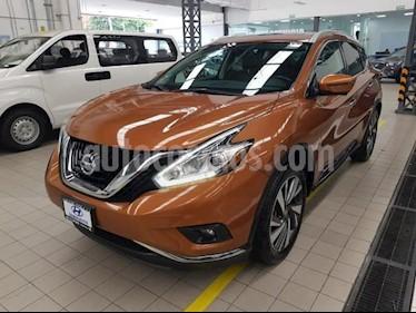 Foto venta Auto usado Nissan Murano 5p Exclusive V6/3.5 (2019) color Naranja precio $549,000