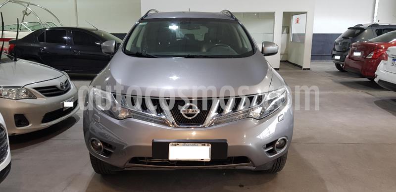Nissan Murano 3.5 CVT AWD usado (2012) color Gris Oscuro precio $1.100.000