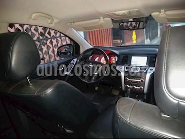 Nissan Murano 3.5L Exclusive usado (2010) color Plata precio $6.100.000