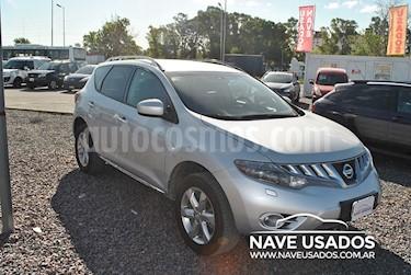 Foto venta Auto usado Nissan Murano Exclusive (2012) color Gris Plata  precio $450.000
