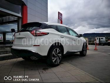 Foto venta Carro nuevo Nissan Murano Exclusive color Blanco Perla precio $138.990.000