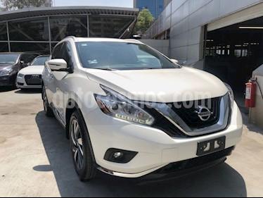 Foto venta Auto usado Nissan Murano Exclusive (2019) color Blanco precio $595,000