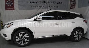 foto Nissan Murano Exclusive usado (2019) color Blanco precio $607,000