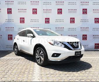 Foto venta Auto usado Nissan Murano Exclusive (2019) color Blanco precio $620,000