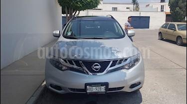 Nissan Murano Exclusive usado (2014) color Plata precio $275,000