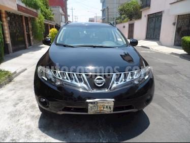 Foto venta Auto usado Nissan Murano LE AWD (2009) color Negro precio $129,000