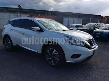 Foto venta Auto usado Nissan Murano MURANO EXCLUSIVE CVT AWD (2019) color Blanco precio $635,000