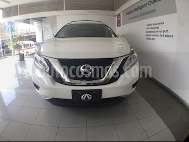 Foto venta Auto Seminuevo Nissan Murano MURANO EXCLUSIVE CVT AWD (2019) color Blanco precio $685,000
