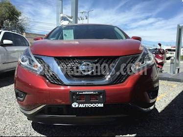 Foto venta Auto usado Nissan Murano MURANO EXCLUSIVE CVT AWD (2019) color Rojo precio $640,000