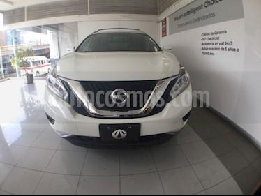 Foto venta Auto usado Nissan Murano MURANO EXCLUSIVE CVT AWD (2019) color Blanco precio $639,000