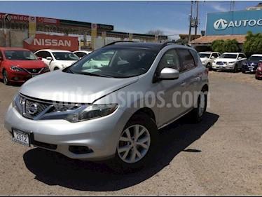 Foto venta Auto usado Nissan Murano MURANO EXCLUSIVE CVT (2012) color Plata precio $220,000