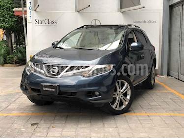 Nissan Murano Exclusive AWD usado (2014) color Azul precio $238,000