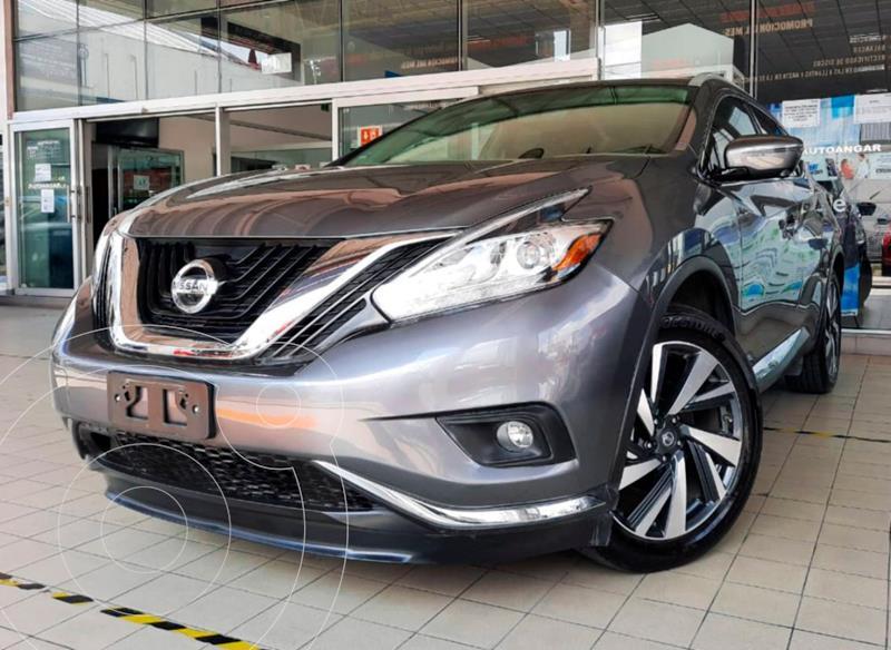 Nissan Murano Exclusive AWD usado (2019) color Gris Oscuro precio $542,000