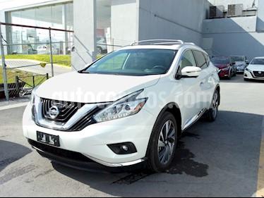 Nissan Murano Exclusive AWD usado (2019) color Blanco precio $665,000