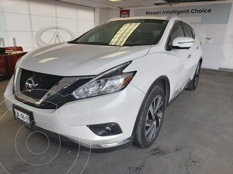 Foto Nissan Murano Exclusive AWD usado (2019) color Blanco precio $535,000