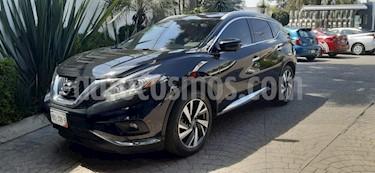 Nissan Murano Exclusive usado (2019) color Negro precio $558,000