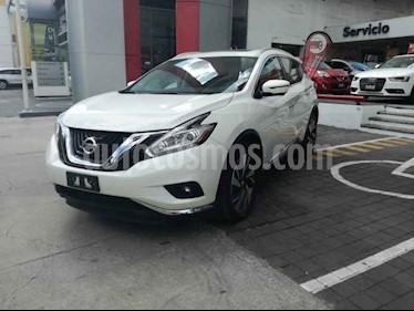 Nissan Murano 5p Exclusive V6/3.5 usado (2019) color Blanco precio $703,000