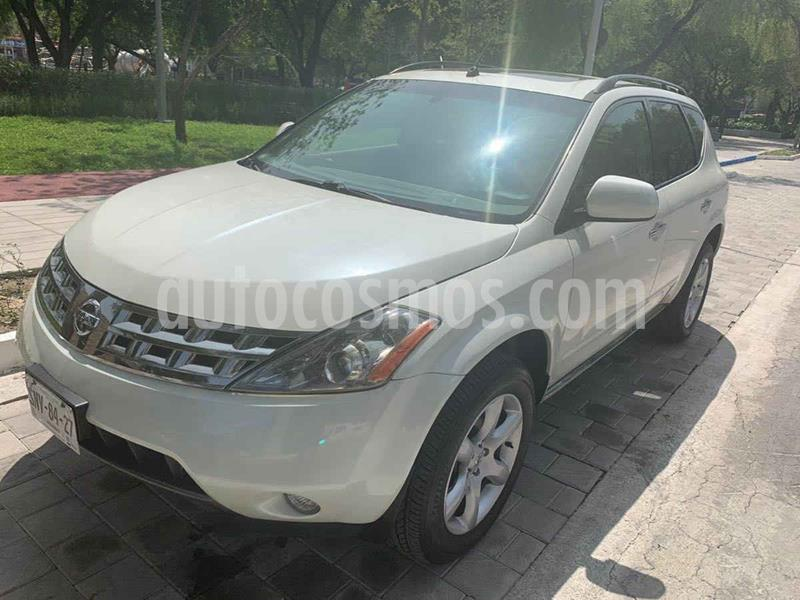 Nissan Murano SL  usado (2009) color Blanco precio $179,900