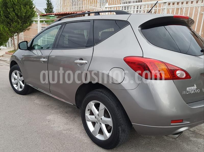 Nissan Murano Exclusive usado (2010) color Gris precio $158,500