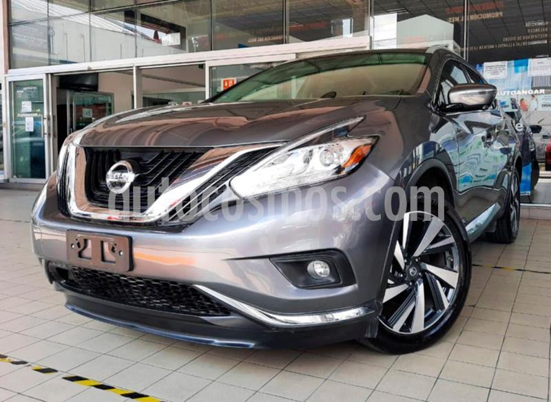 Nissan Murano Exclusive AWD usado (2019) color Gris Oscuro precio $580,000