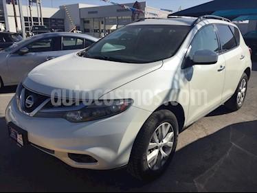 Nissan Murano SL  usado (2011) color Blanco precio $154,000