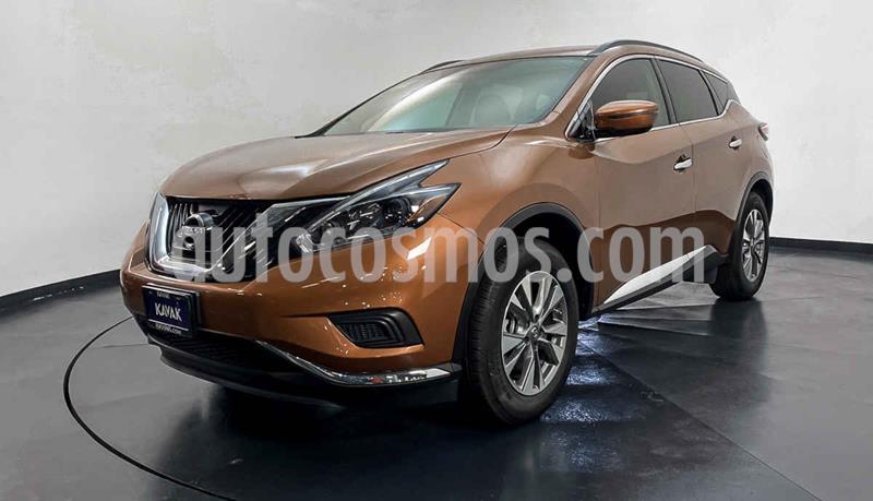 Nissan Murano Advance usado (2019) color Naranja precio $476,999