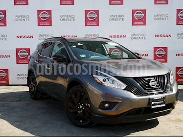Foto Nissan Murano Exclusive usado (2019) color Gris Oxford precio $610,000