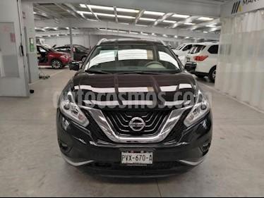Nissan Murano 5P EXCLUSIVE V6/3.5 usado (2016) color Negro precio $550,000